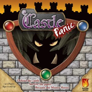 Castle Panic Logo