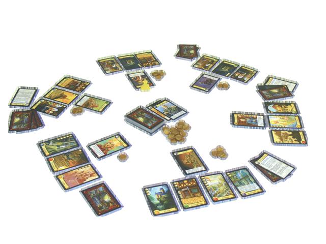 Citadels Layout
