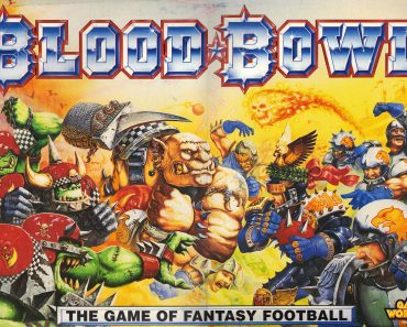 blood bowl cover