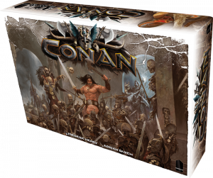 Conan Board Game