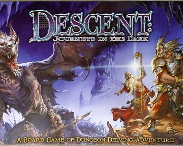 descent journeys in the dark