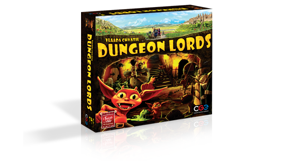 dungeon lords boxed