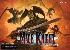 mage knight logo