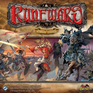 RuneWars Board Game