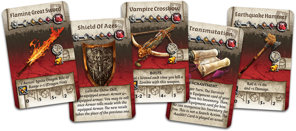 zombicide black plague cards