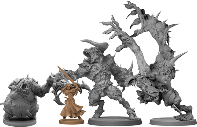 zombicide black plague figures