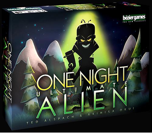 ONU Alien 3D
